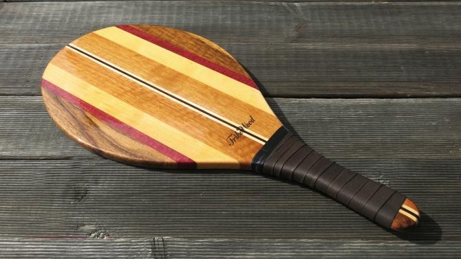"""Frescobol Racquet """"Quirinius"""""""